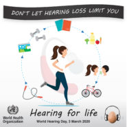 World Hearing Day 2020 with patronage TOFAP