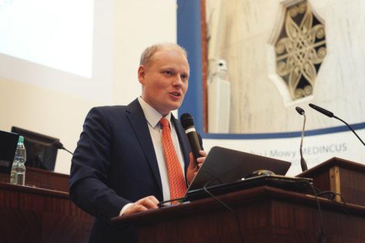 Prof. Piotr H. Skarzyński as a Honorary Member of ORL Danube Society