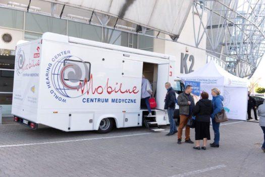Miasteczko zdrowia i Mobilne Centrum Słuchu w Płocku
