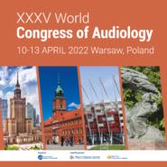 XXXV Światowy Kongres Audiologii – przełożony na 2022 rok